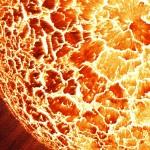 Sun Planet explode